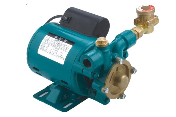 高压供水泵-自动型Auto type 12WZN-20