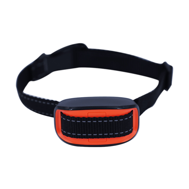 Smart chip efficient vibration and sound warning prevent barking dog collar