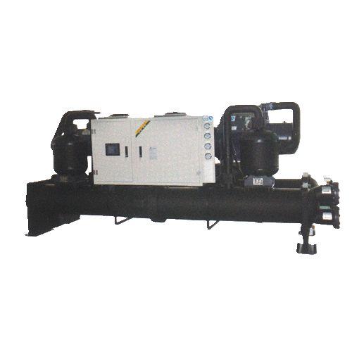 高温螺杆水源热泵机组