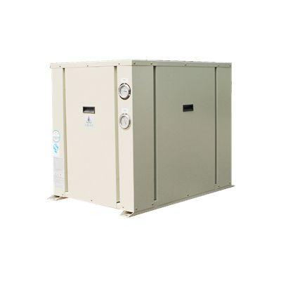 模块式涡旋水源热泵机组