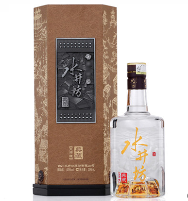 水井坊典藏大师版52度500ml*6瓶浓香型高度白酒整箱