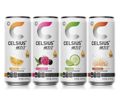 燃力士无糖无脂肪碳酸维生素可乐汽水网红饮料24罐装