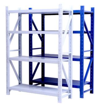 久固隆货架轻型仓储置物架仓库多层多功能铁架家用车库库房储物架