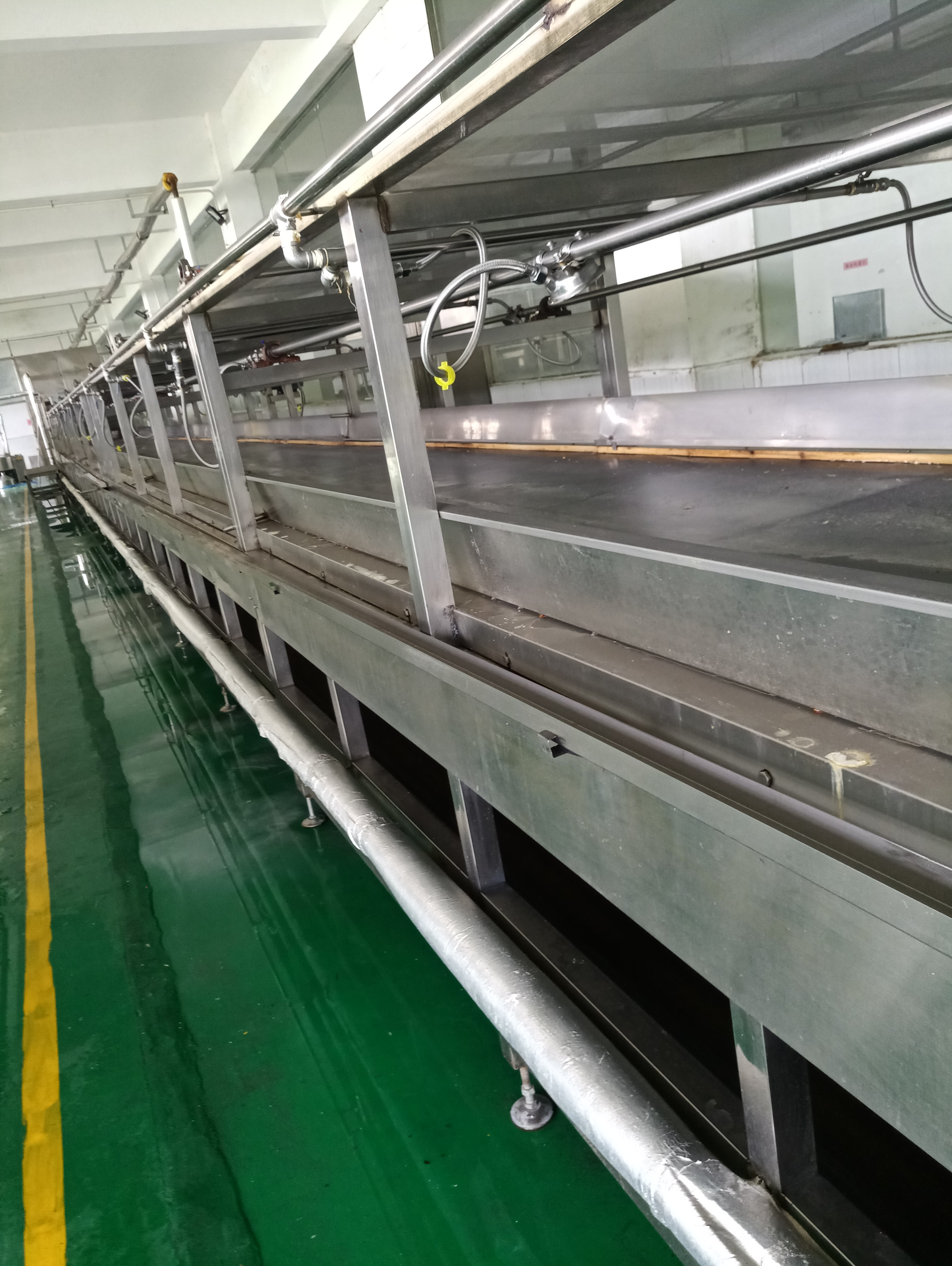 全不锈钢腐竹生产线