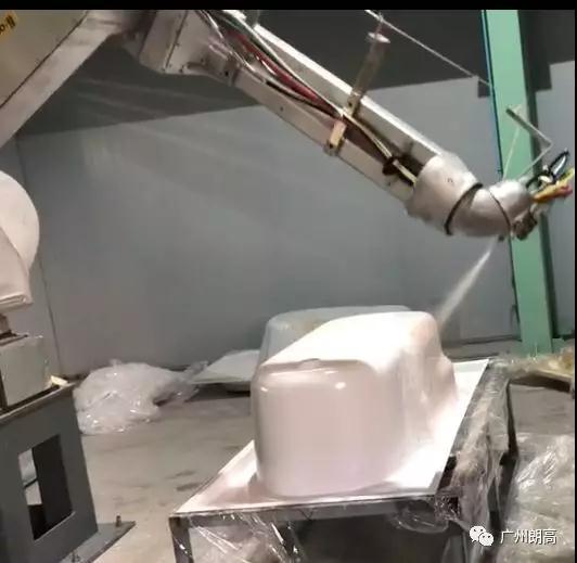 玻纤喷涂系统