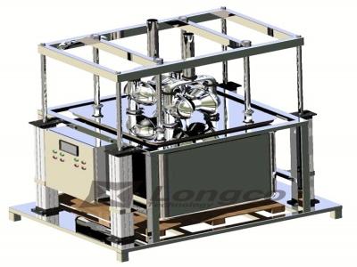 方形桶裝物料抽取系統