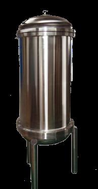燭式過濾器