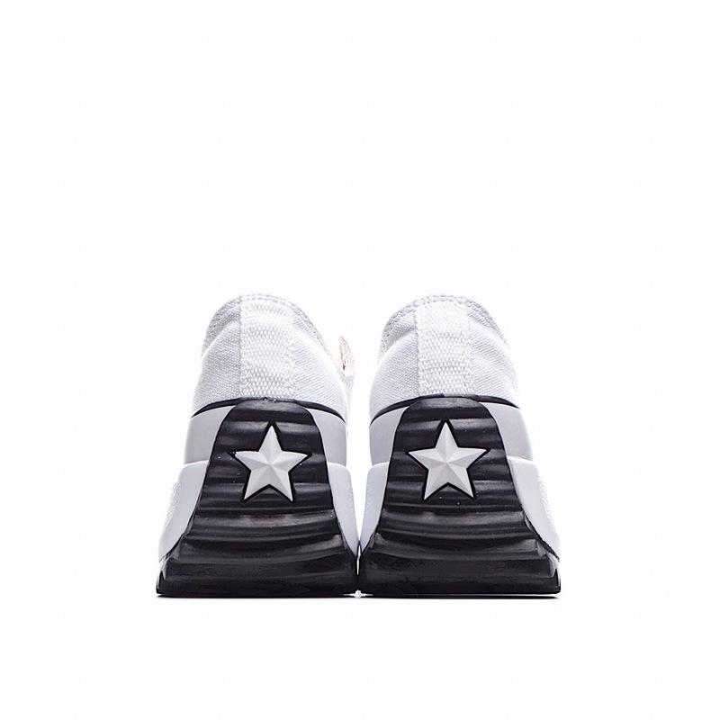 独家实拍✨小红书爆款! CONVERSE匡威官方Run Star Hike low 低帮 撞色厚底帆布运动鞋休闲鞋168816C  莆田市鞋怎么找货源