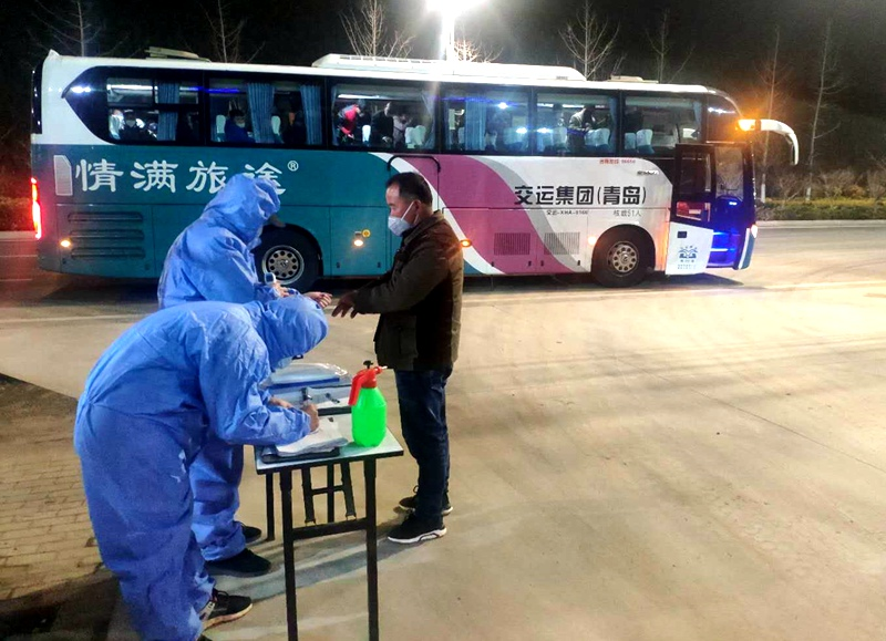 【山东卫视】济南:抓复工 促落实 2020年安排重点项目270个
