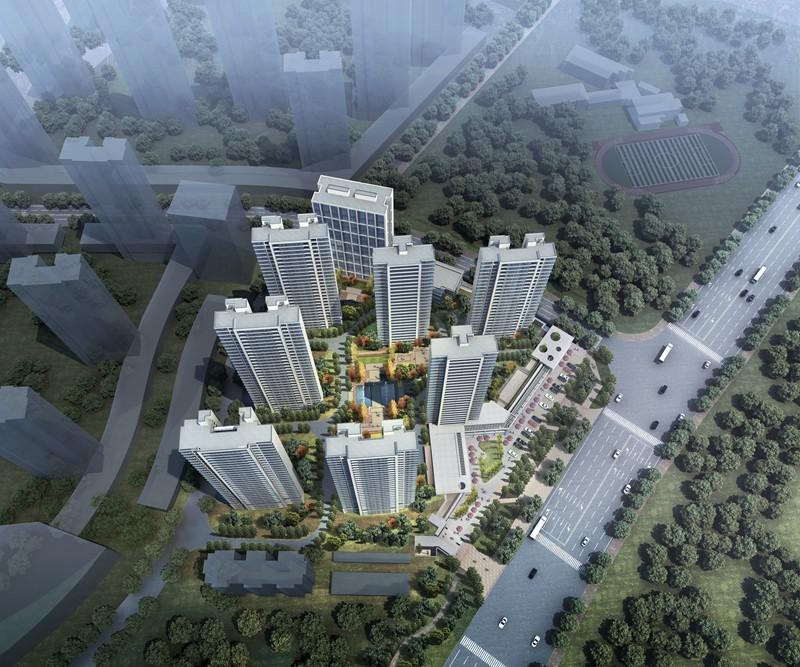青特市北区黑龙江南路286号项目