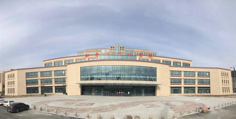 松原市中心医院综合楼