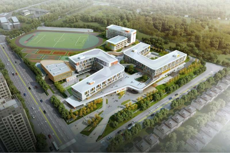 济南中铁城学校项目
