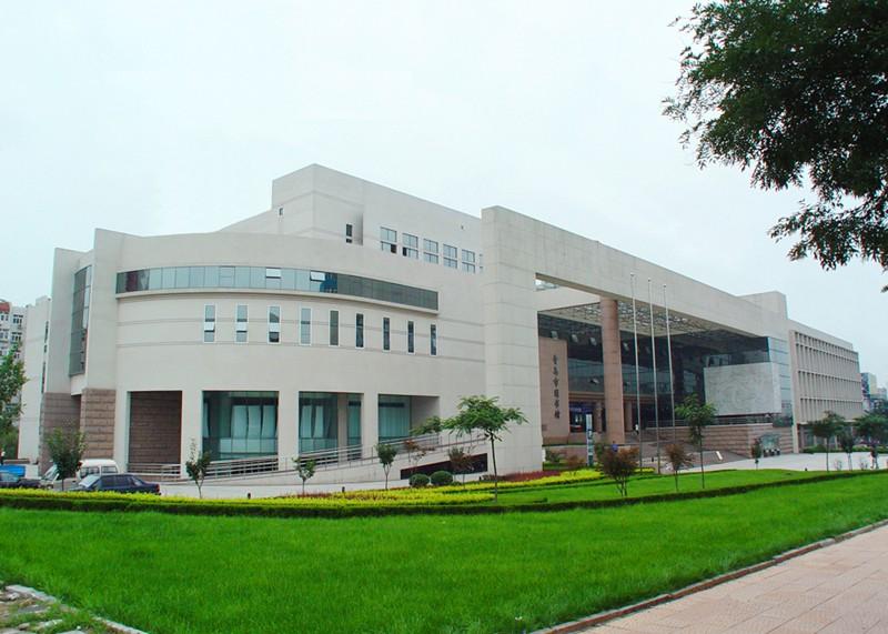 青岛图书馆扩建工程
