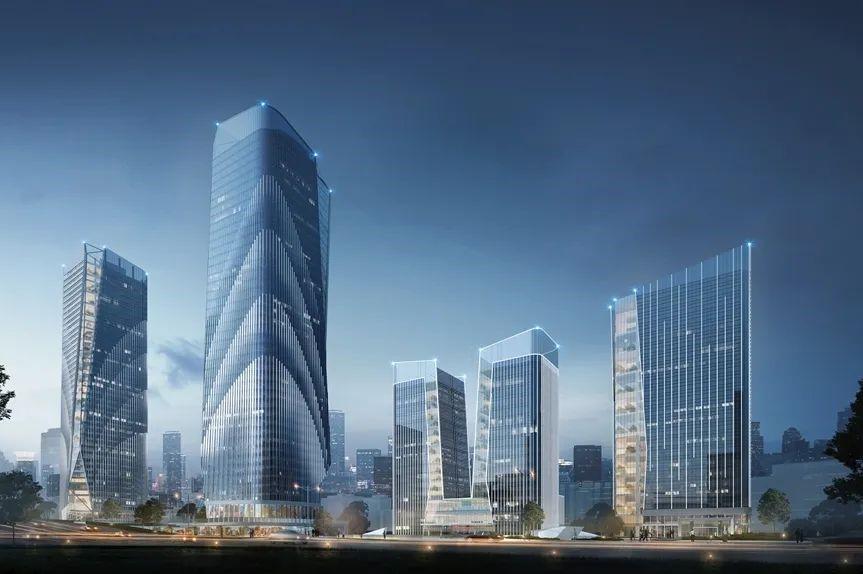 山东公司成功中标国家级大数据产业基地二期项目A地块施工总承包