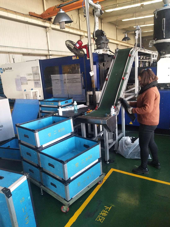 搬運機器人系統-4
