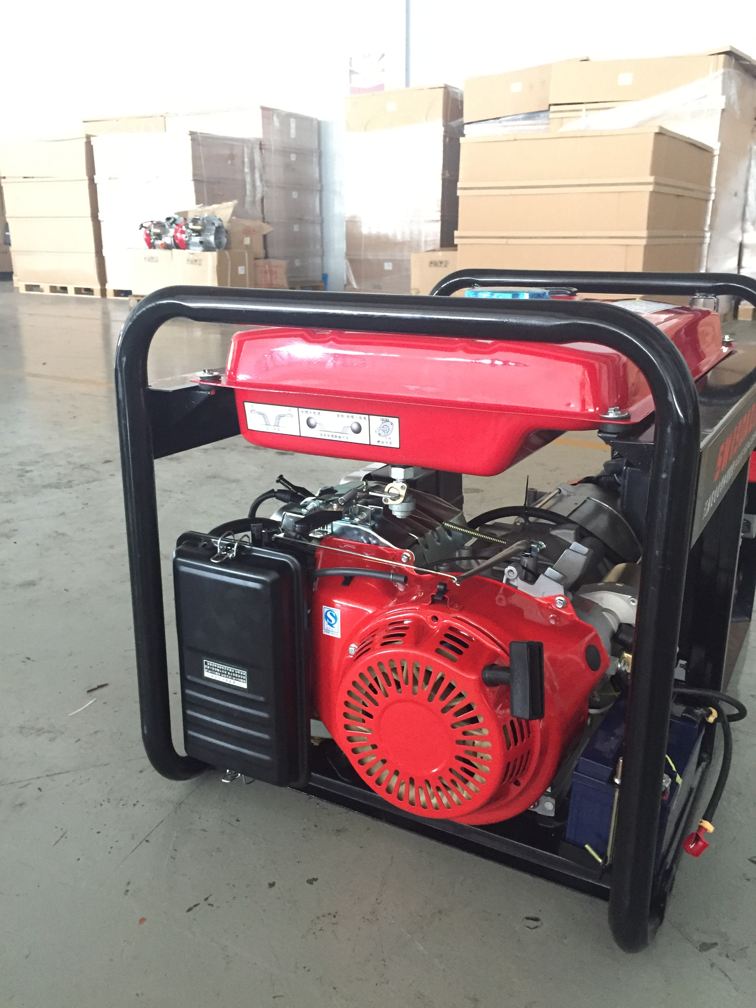 190A汽油發電電焊機  3.2  4.0 焊條專用