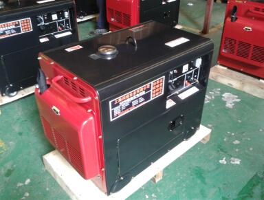 5KW柴油发电机 静音全自动