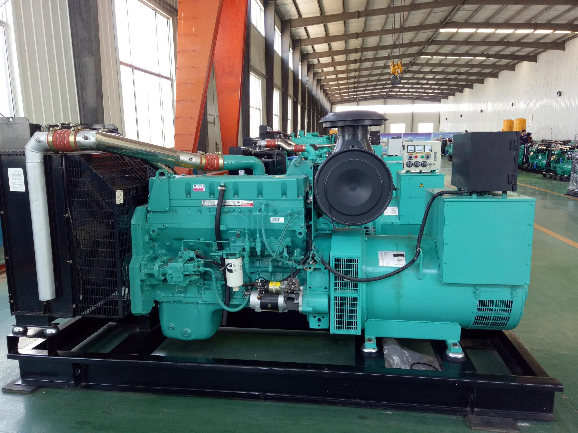 250KW柴油發電機