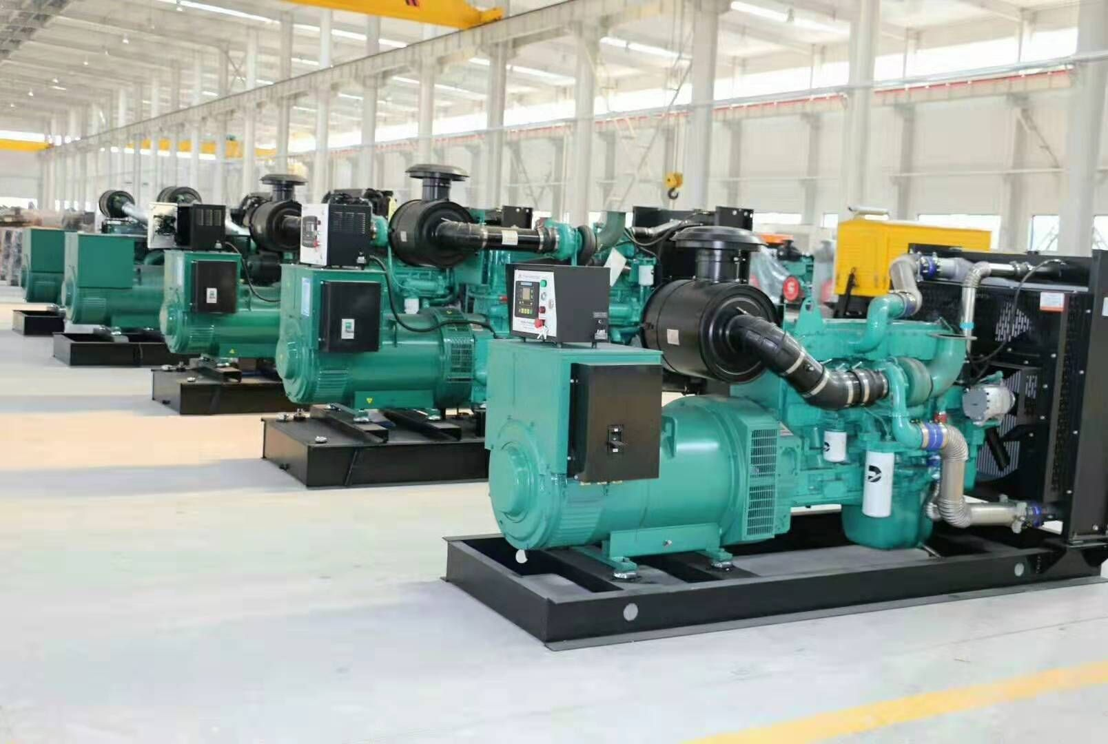 1000KW柴油發電機