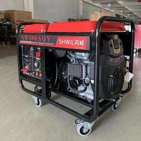 300A柴油發電電焊機