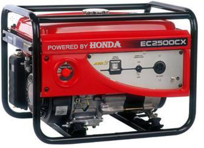 本田汽油发电机2KW  EC2500CX