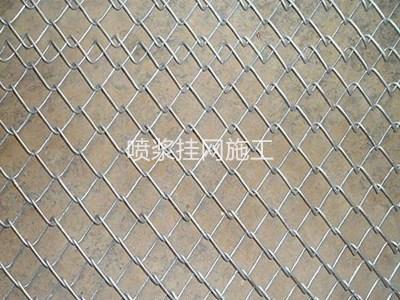 阳江喷浆挂网施工