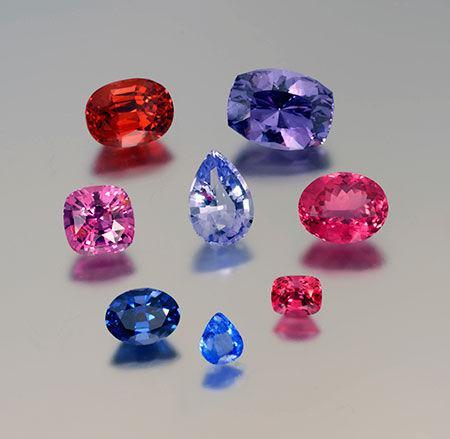 彩色宝石鉴定与商贸课程