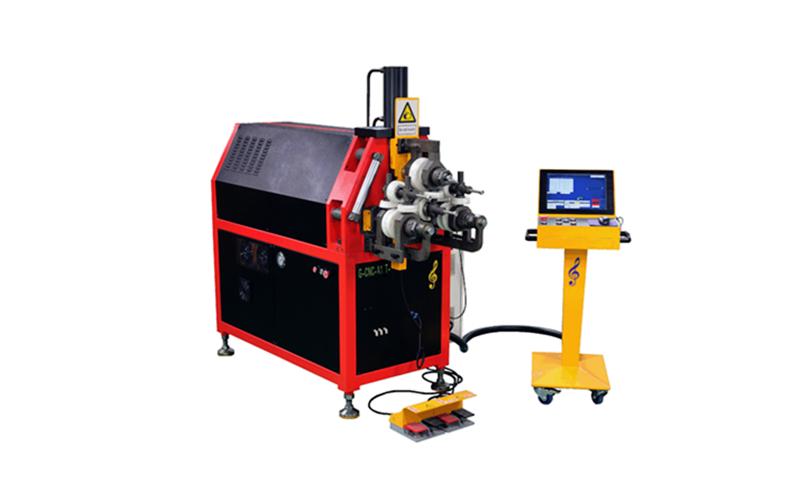液压CNC数控三维滚弯机