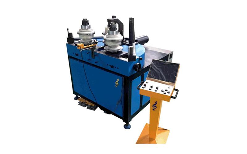 液压CNC数控二维滚弯机