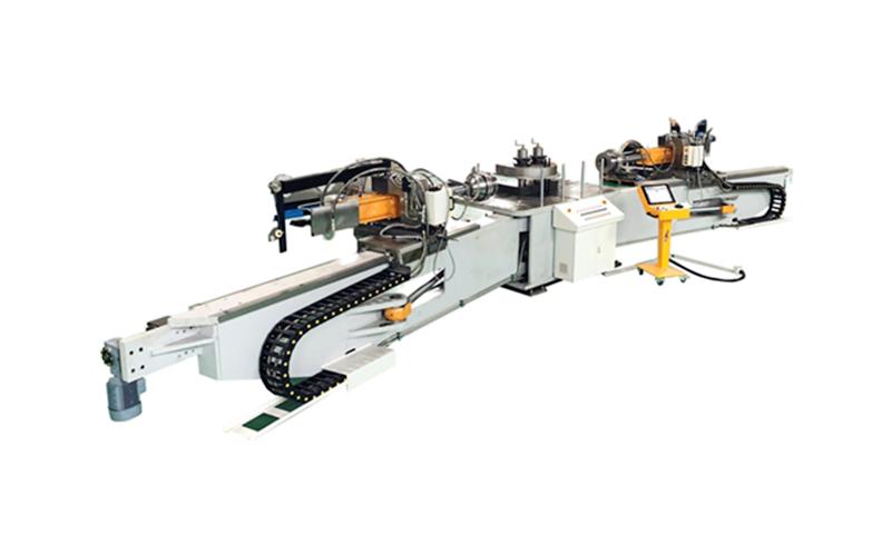 高精度液压 CNC 数控拉弯机