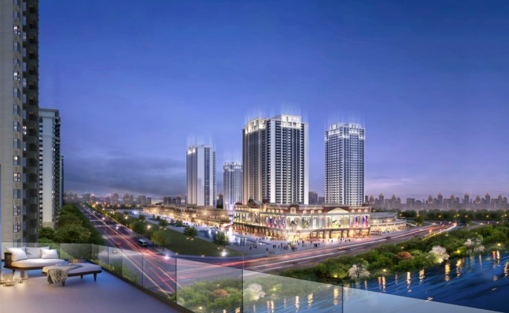 Evergrande Real Estate-Evergrande Xichen Oasis