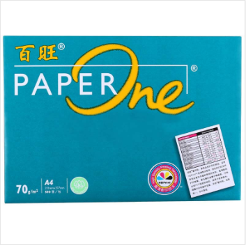 绿百旺(PAPERONE)A3 70克 复印纸 5包/箱