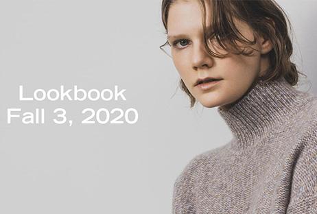 Lookbook Fall 3, 2020