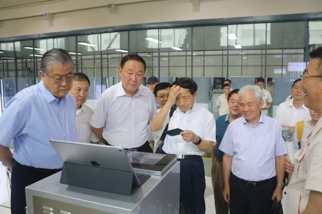 联办财经研究院组织调研沈阳市国企改革