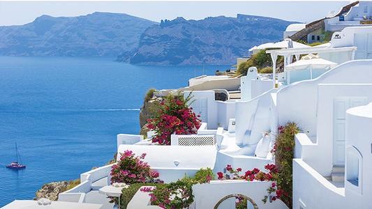 希腊游学及爱琴海探访
