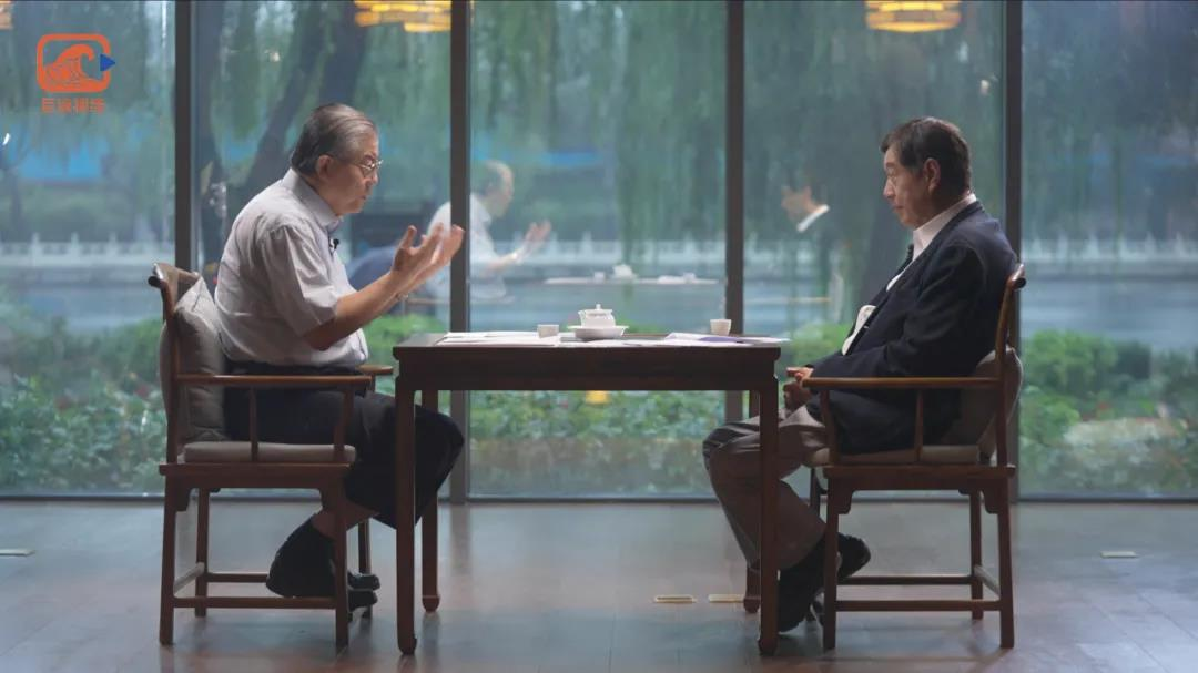王波明对话许善达:2050年实现共同富裕,那时候的生活什么样儿?