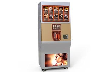 現磨咖啡機淺析全自動咖啡機的特性