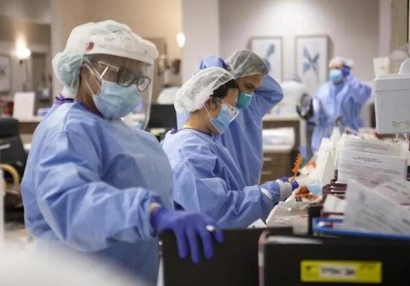 美国佛州成人与儿童新冠肺炎患者数量达全美首位