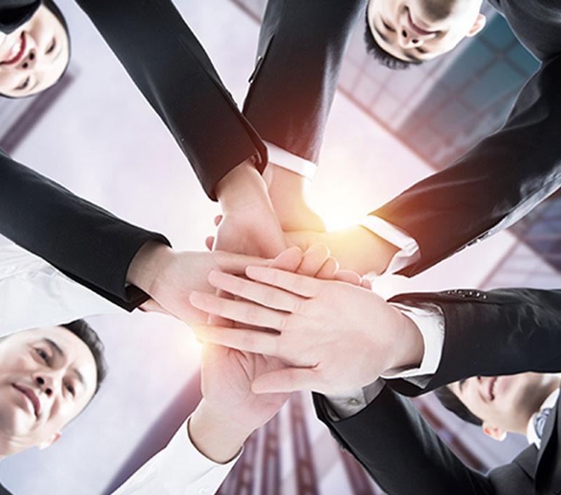 资源互补互助创业有保障
