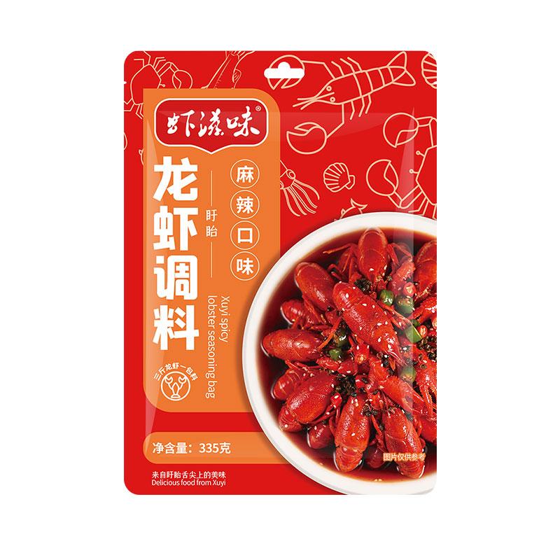 龍蝦調料包(麻辣口味)335克