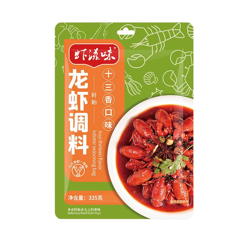 龍蝦調料包(十三香口味)335克