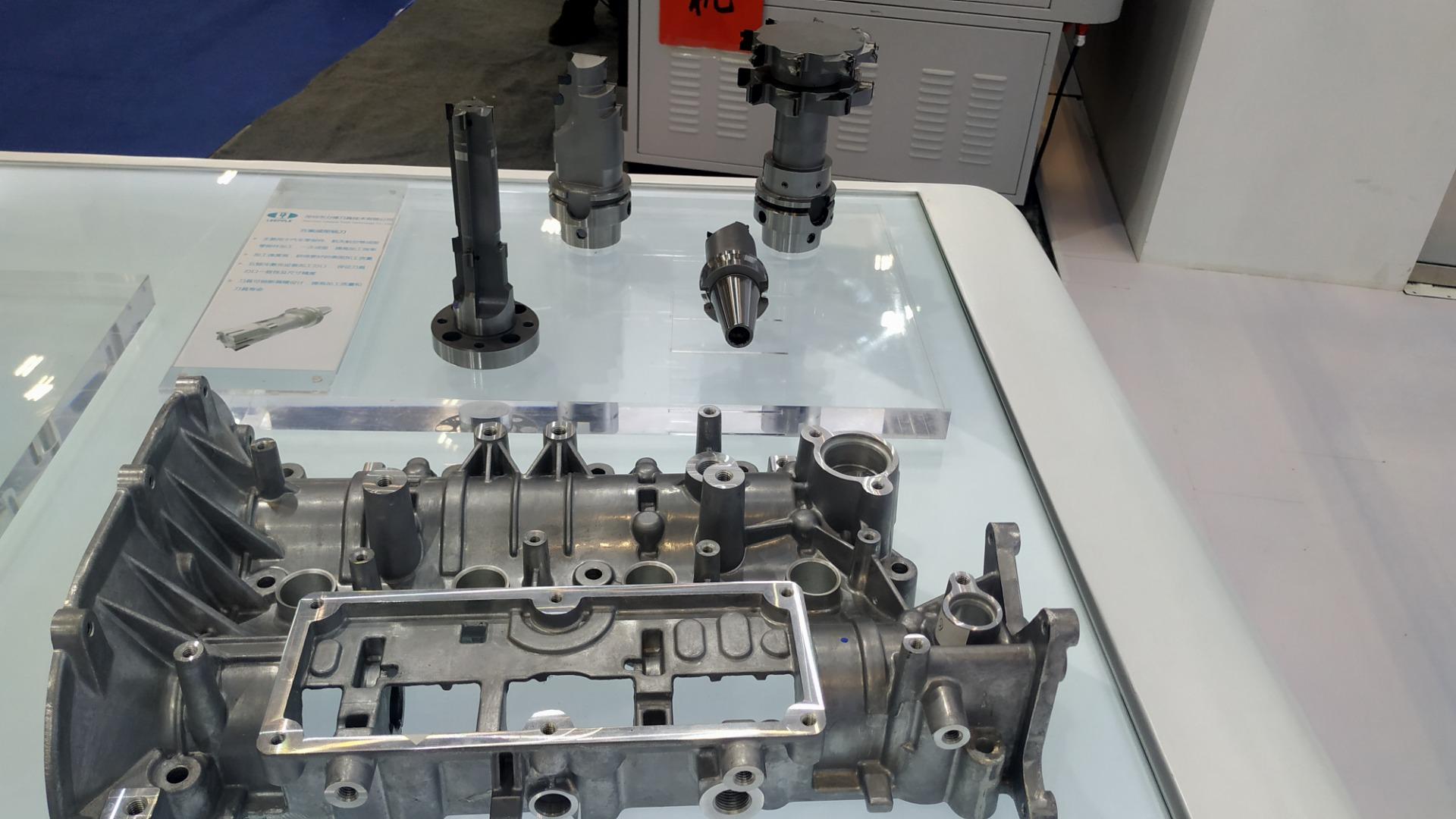 pcd刀铸铝加工