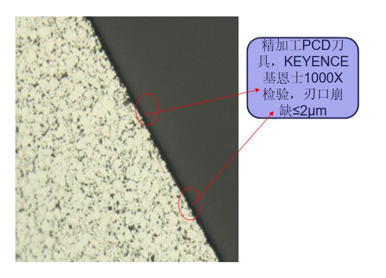 KEYENCE基恩士10000X检测刃口