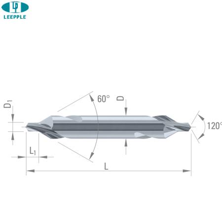DIXI 1101 60° 钻头