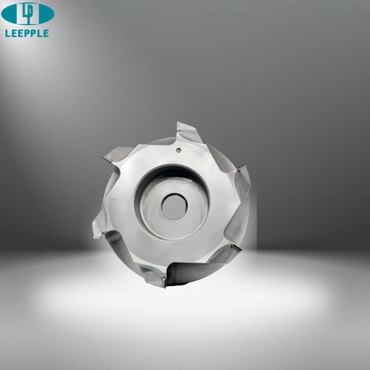 力博刀具新品SWM型钢基体PCD面铣刀盘