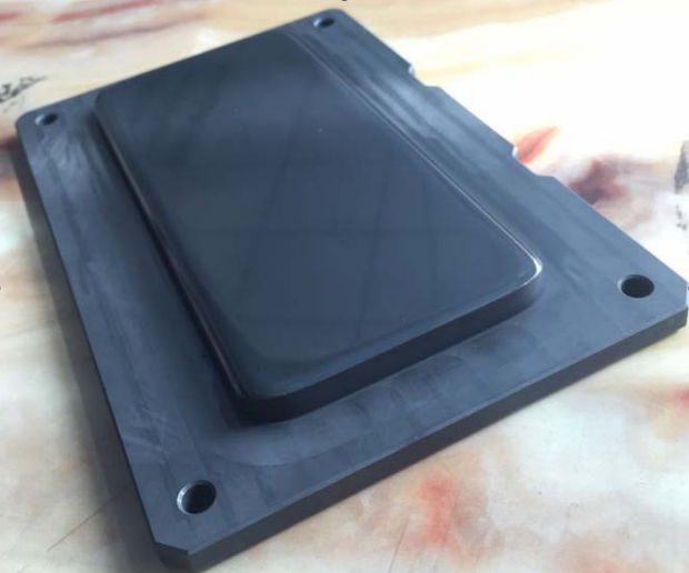 PCD刀具+石墨刀石墨模具加工方案