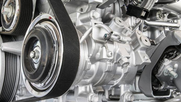 汽车引擎零件pcd加工
