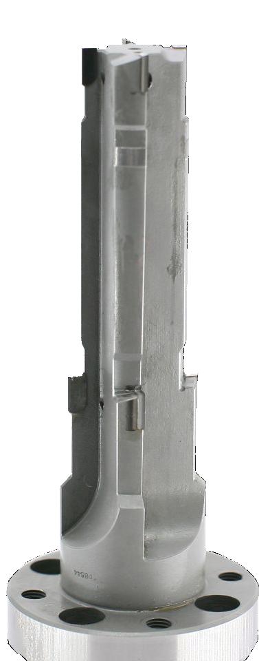 汽车行业法兰式PCD非标刀