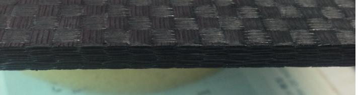 PCD刀具加工航天碳纤维产品无毛刺