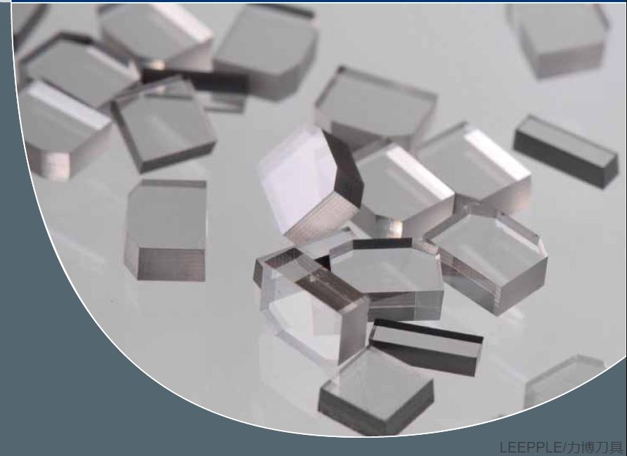 金刚石三种刀具之CVD金刚石刀具性能特点